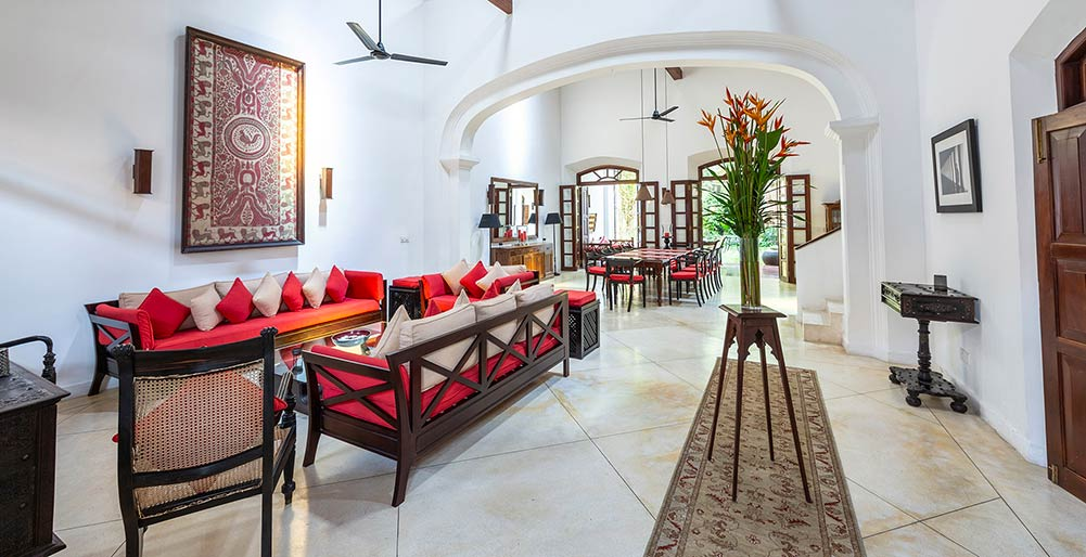 No.39 Galle Fort - Exquisite interior design