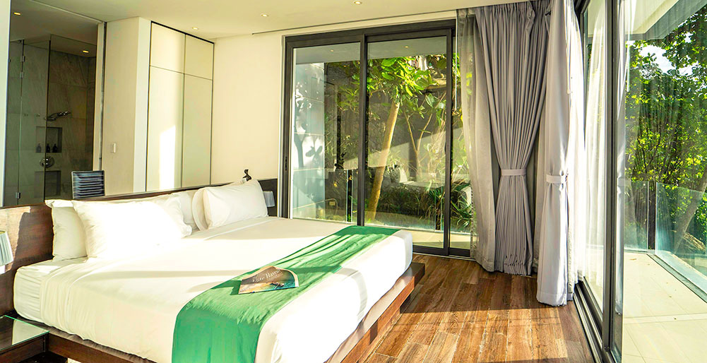 Villa Amanzi Kamala - Heavenly bed