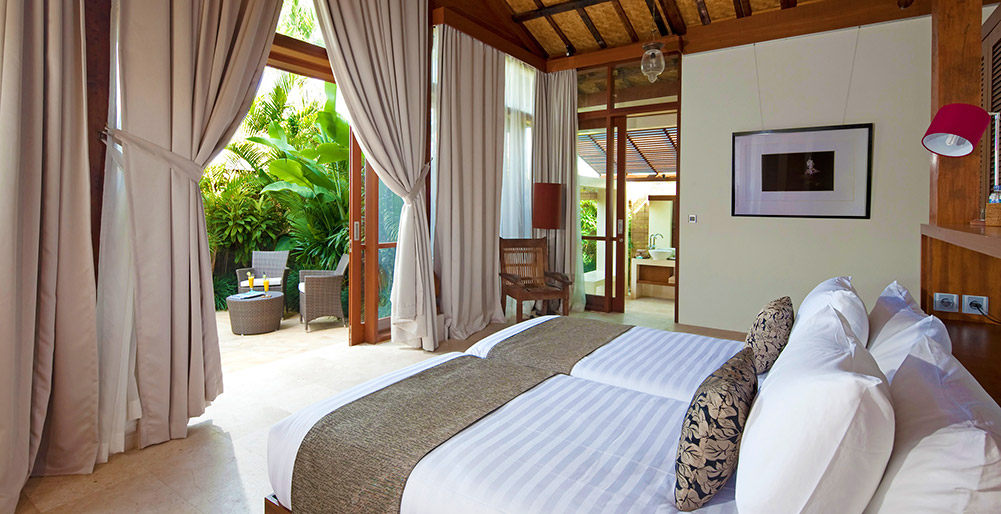 Villa Amy - Twin bedroom