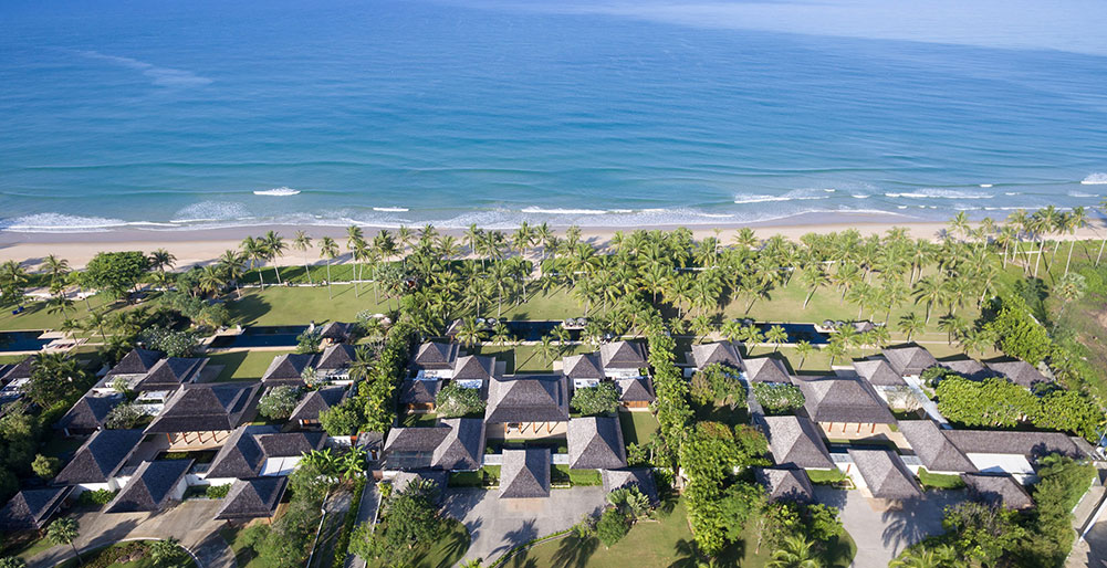 Villa Ananda - Outstanding tropical villa setting