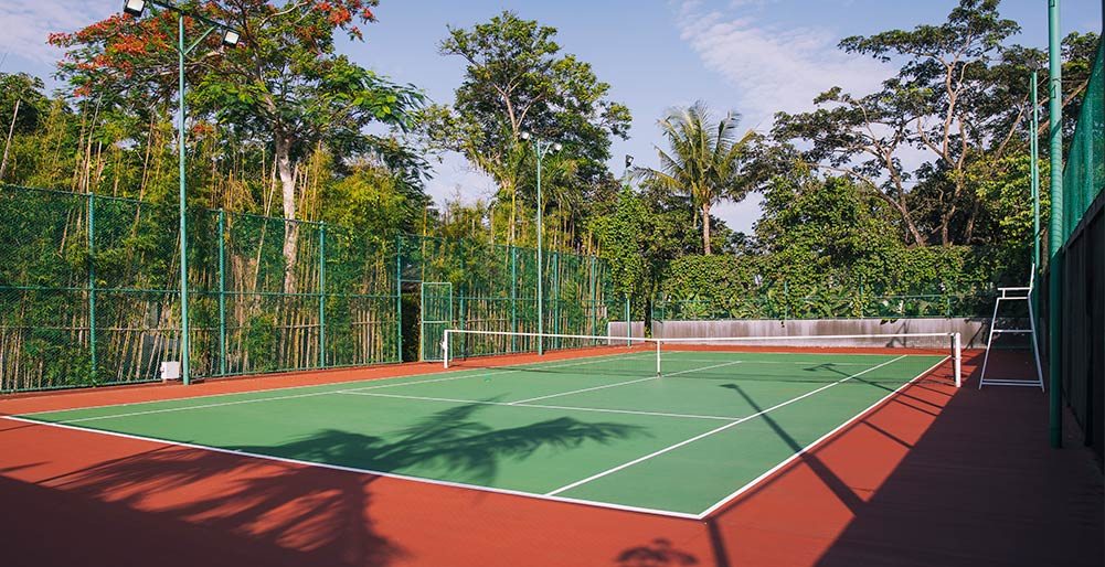 The Arsana Estate - Private tennis court