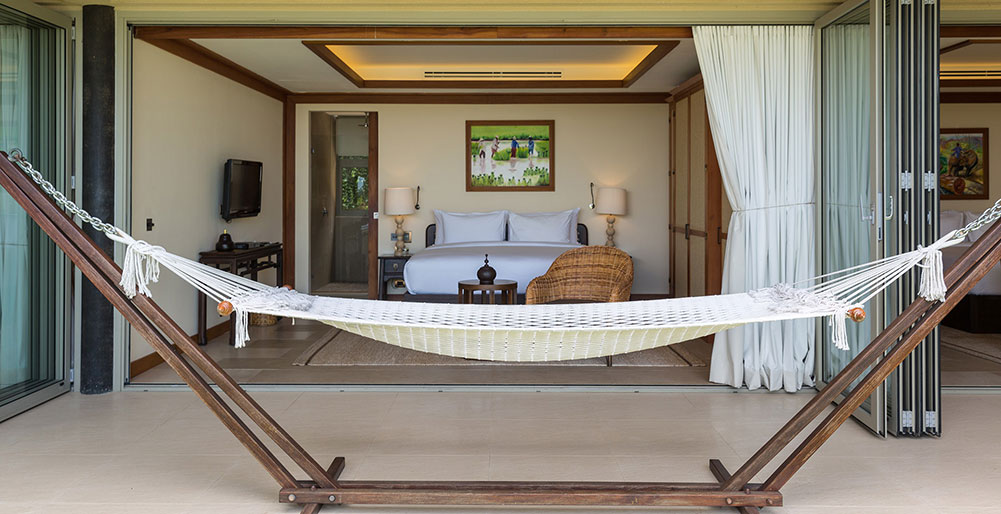 Avasara Residence at Panacea Retreat - Bedroom four design