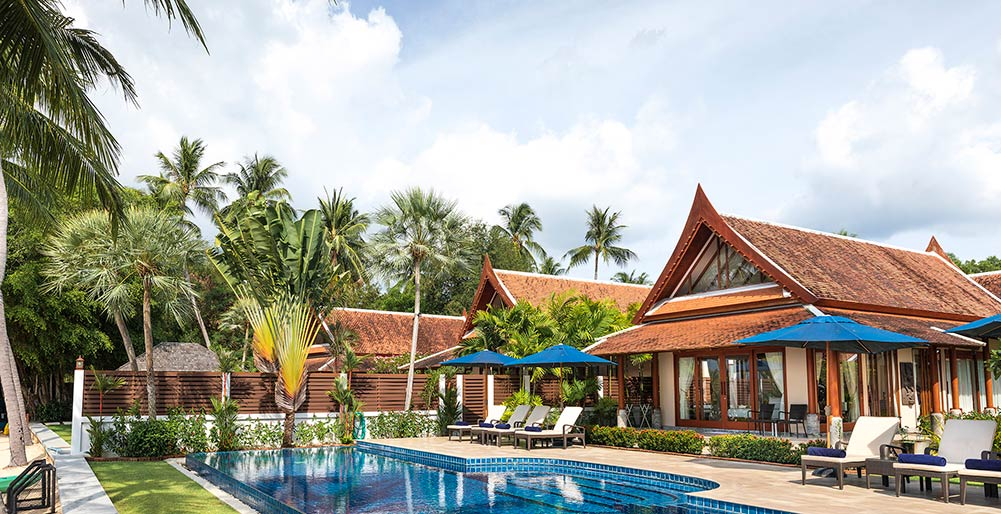 Tawantok Beach Villas - Villa features