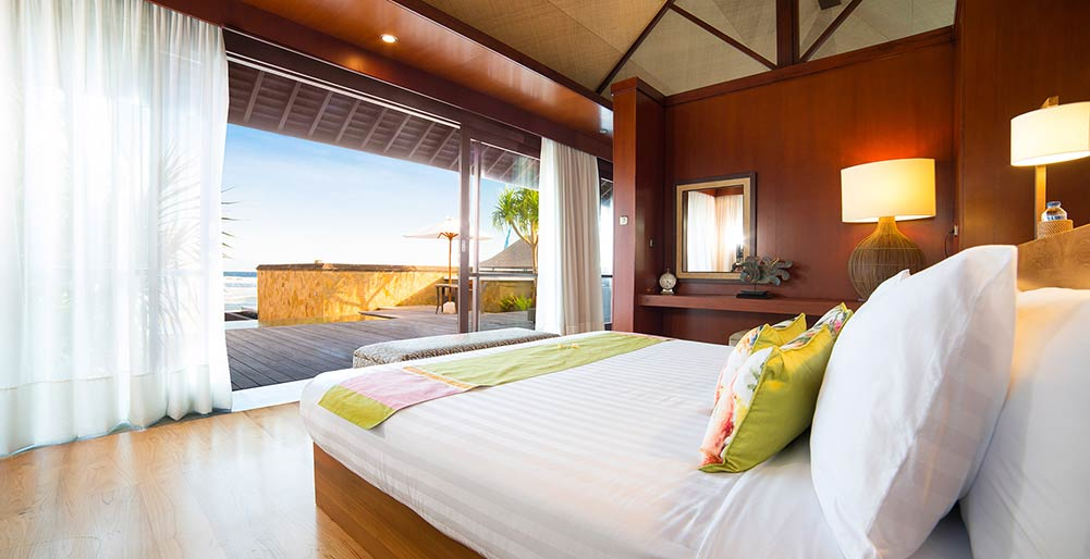 Villa Bayu Gita - Beachfront - Master suite one
