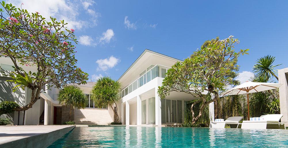 Villa Canggu - Villa South pool