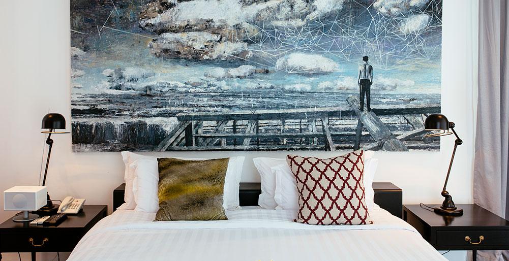 Villa Canggu - Villa South master bedroom