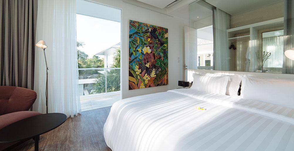 Villa Canggu - Villa South bedroom two