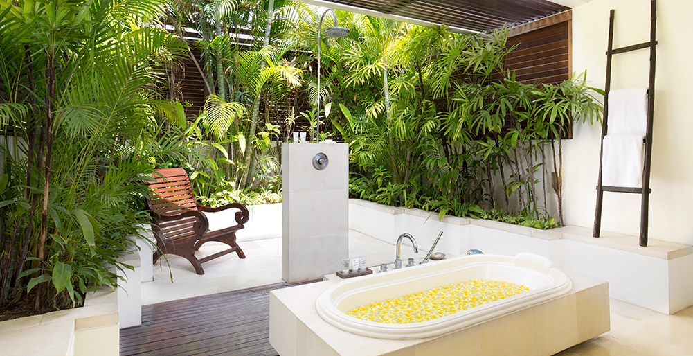 Villa Jemma - Tropical bathroom