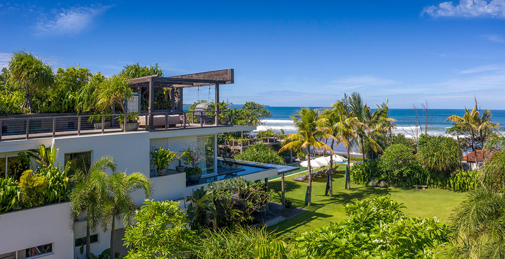 Noku Beach House - Commanding seaview