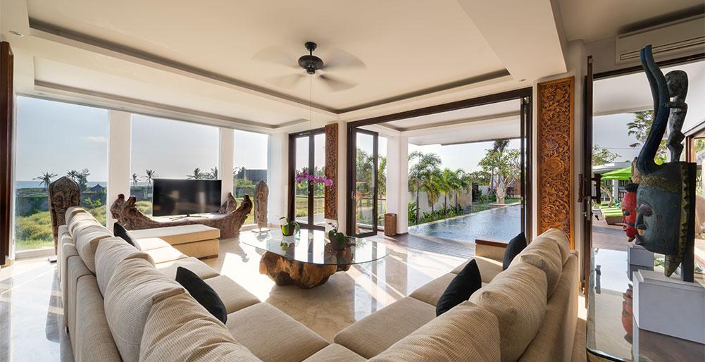 Villa Luwih Open Air Living