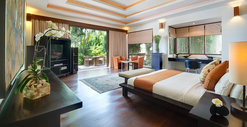 Villa Mandalay - Right side master bedroom