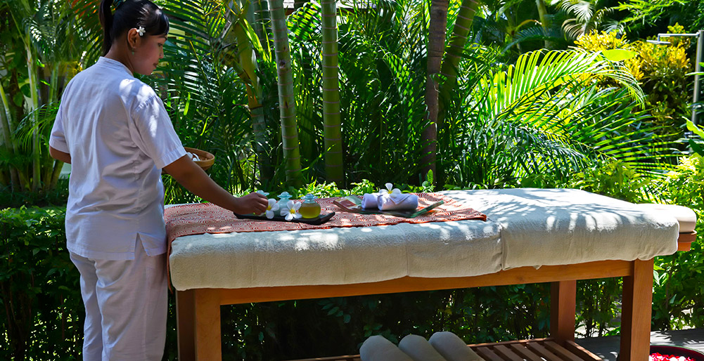 Villa Mandalay - Villa massage in style