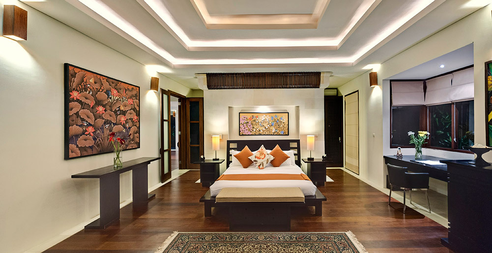 Villa Mandalay - Left side master bedroom