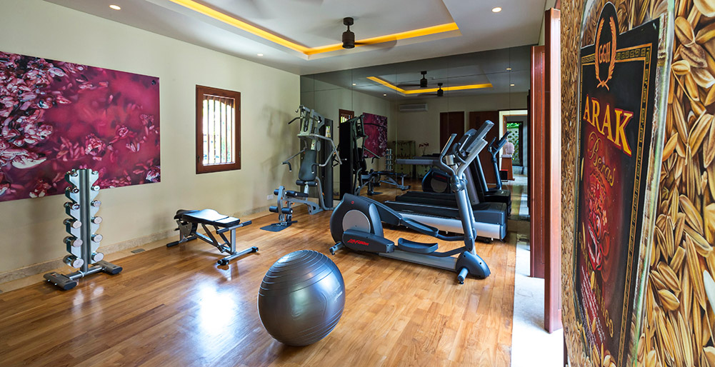Kaba Kaba Estate - Gym