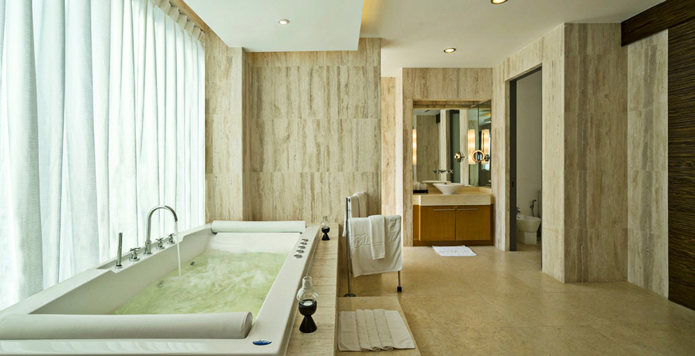 One Waterfall Bay - Master ensuite