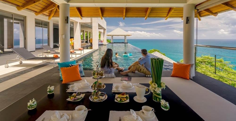 Baan Paa Talee - Poolside refreshments