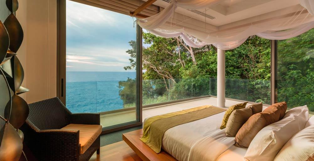 Baan Paa Talee - Guest bedroom