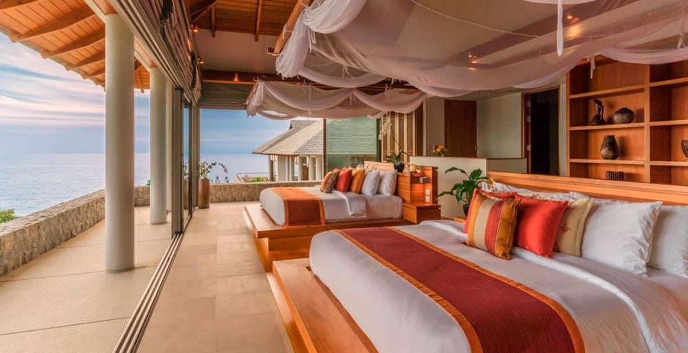 Baan Paa Talee - Guest bedroom seven