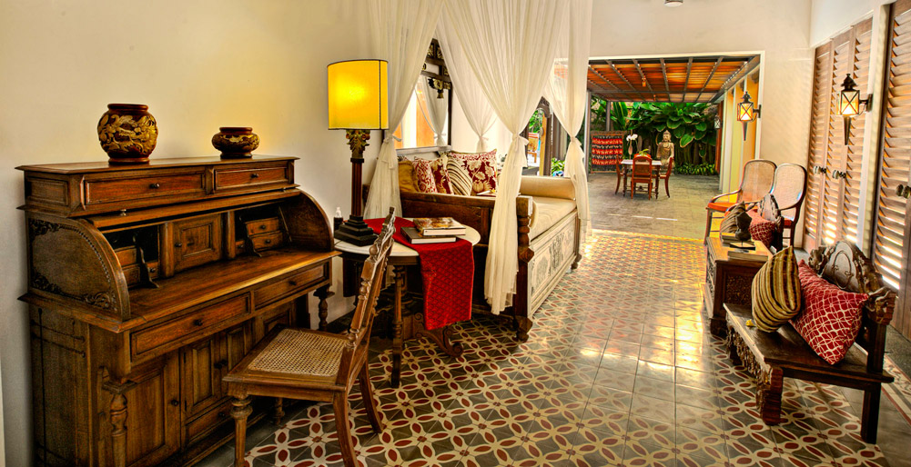 Des Indes Villas - Des Indes II - Relaxation spaces