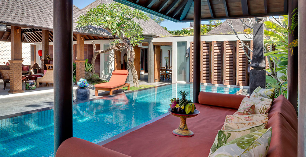Des Indes Villas - Des Indes III - Relaxation bale