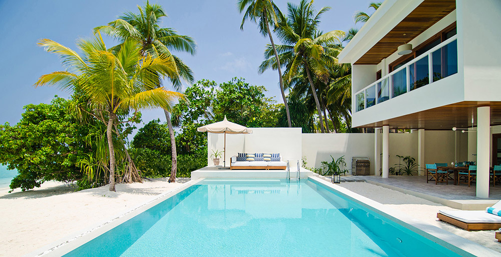 4 Bedroom Villa Residences - Poolside