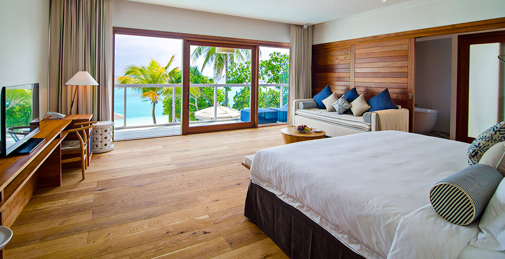 4 Bedroom Villa Residences - Guest bedroom luxury