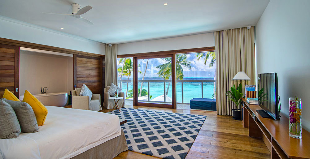 The Great Beach Villa Residence - Guest bedroom luxury