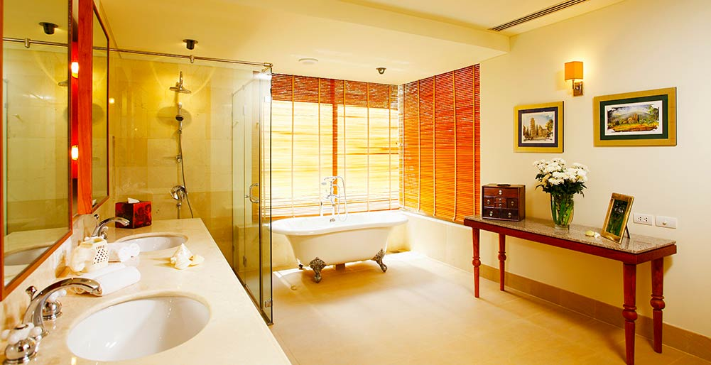 Baan Taley Rom - Ensuite bathroom