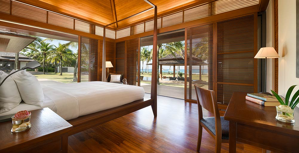 Villa Ananda - Bedroom outlook