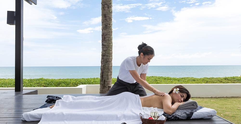 Villa Jia - Luxury massage with ocean view