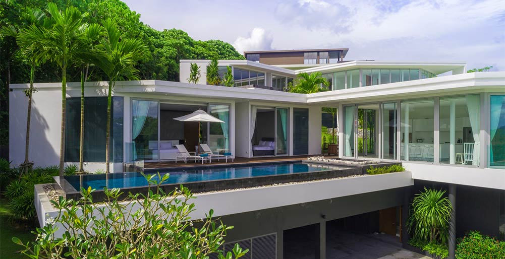 Villa Abiente - Magnificent pool setting