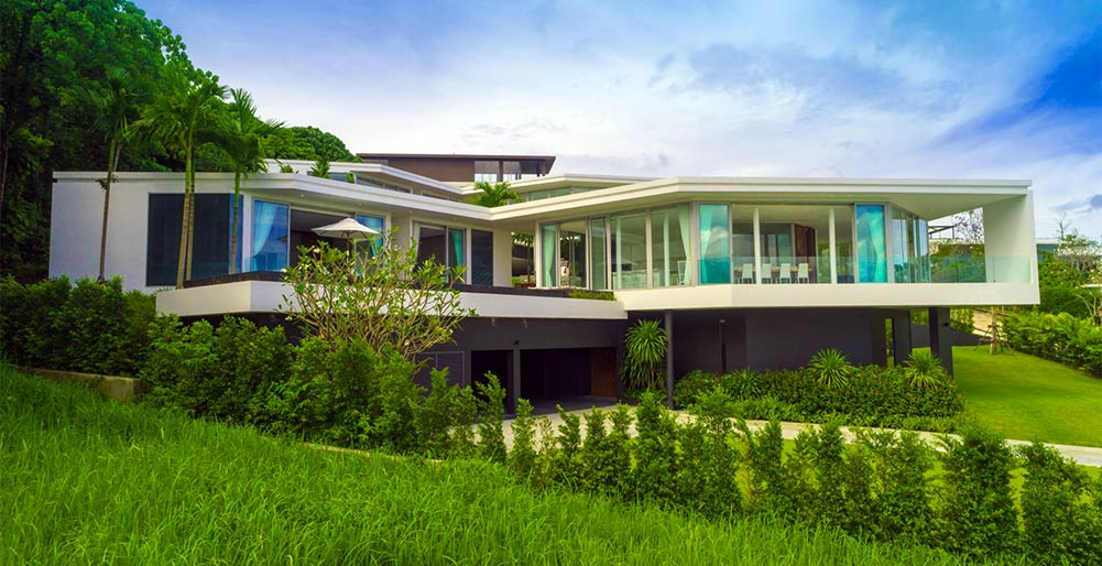 Villa Abiente - Contemporary design