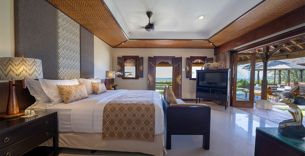 Villa Cemara - Luxurious guest suite