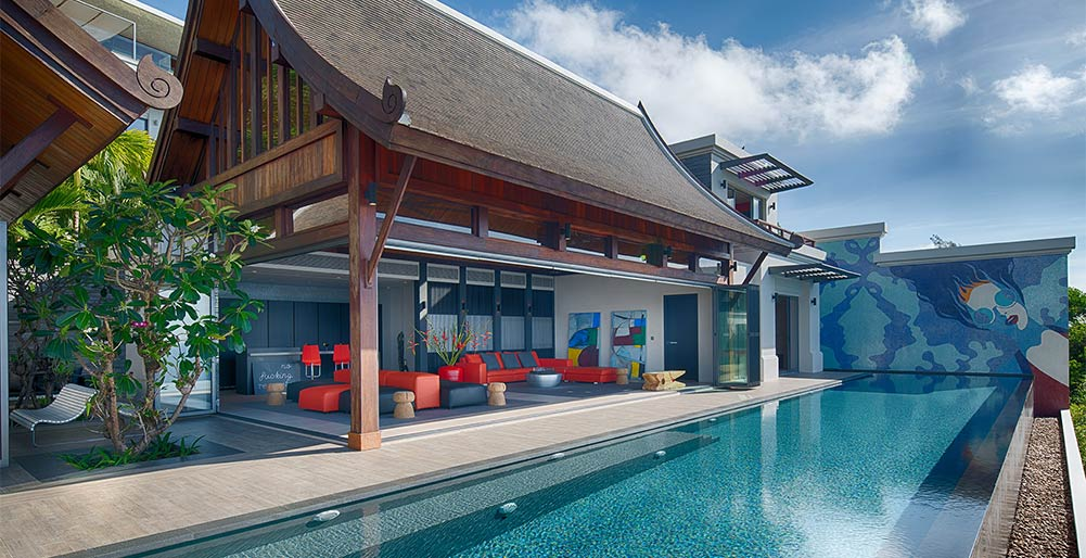 Malaiwana Villa M - Pool perfection