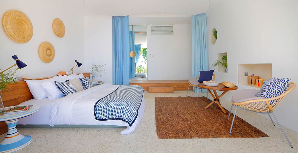Villa Seascape - Spacious downstairs double suite