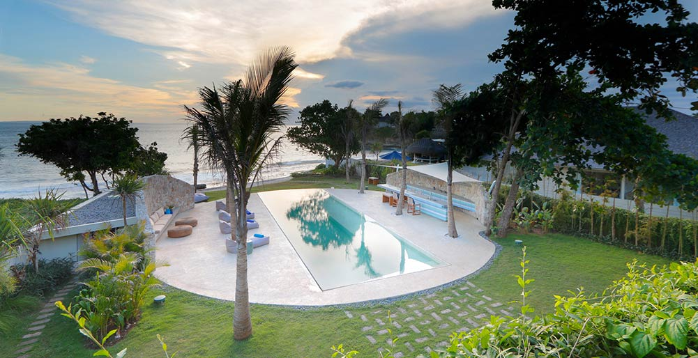 Villa Seascape - Stunning swimming pool setting