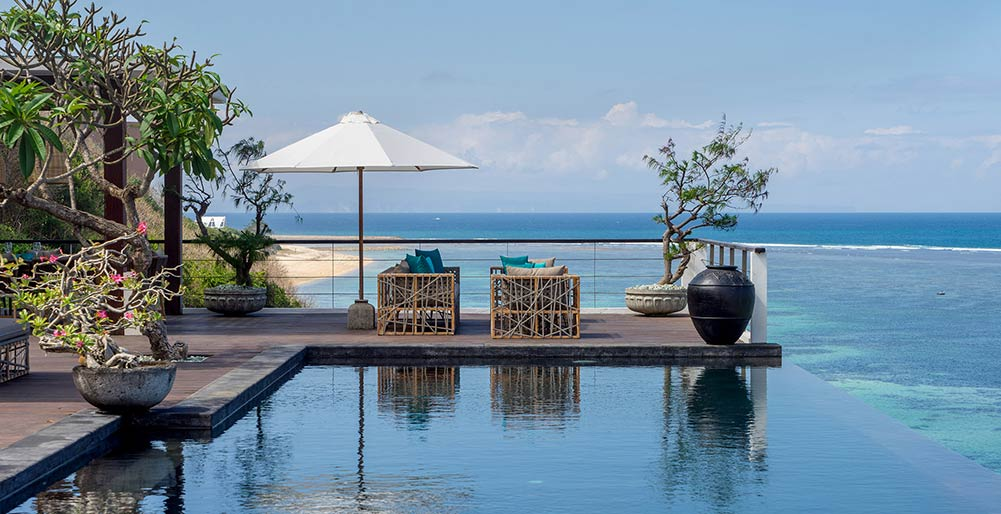 Grand Cliff Nusa Dua -  Pool view