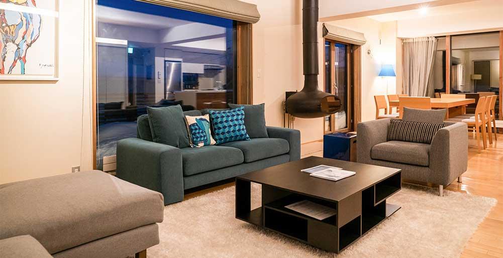 Kita Kitsune Chalet - Modern comfort and cosy interiors