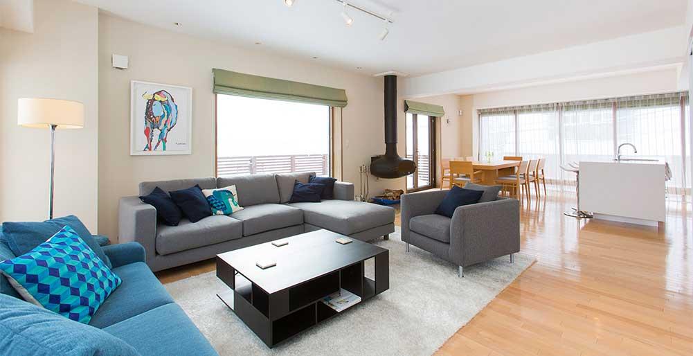 Kita Kitsune Chalet - Exquisite interior design