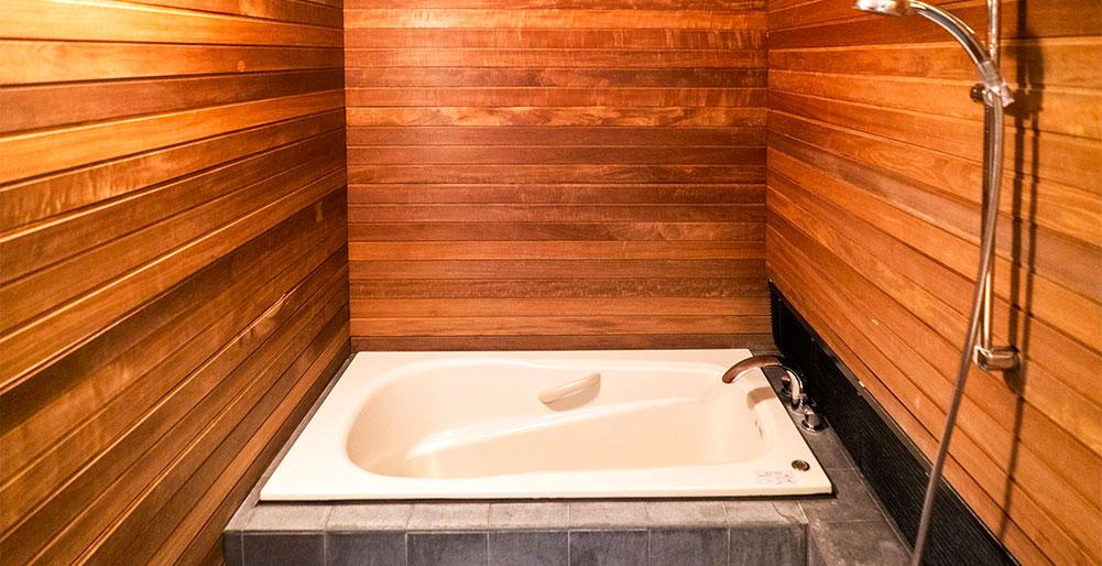 Sekka Ni 1 - Modern Japanese bathroom