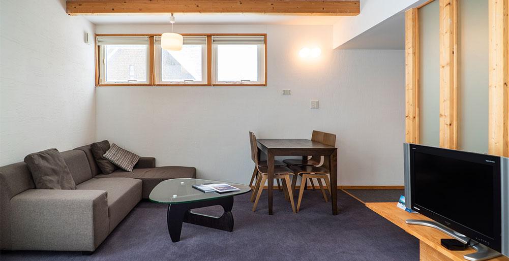 Sekka Ni 2 - Living area