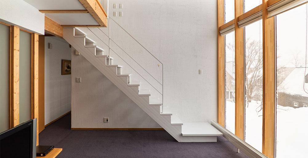 Sekka Ni 2 - Stairs to loft