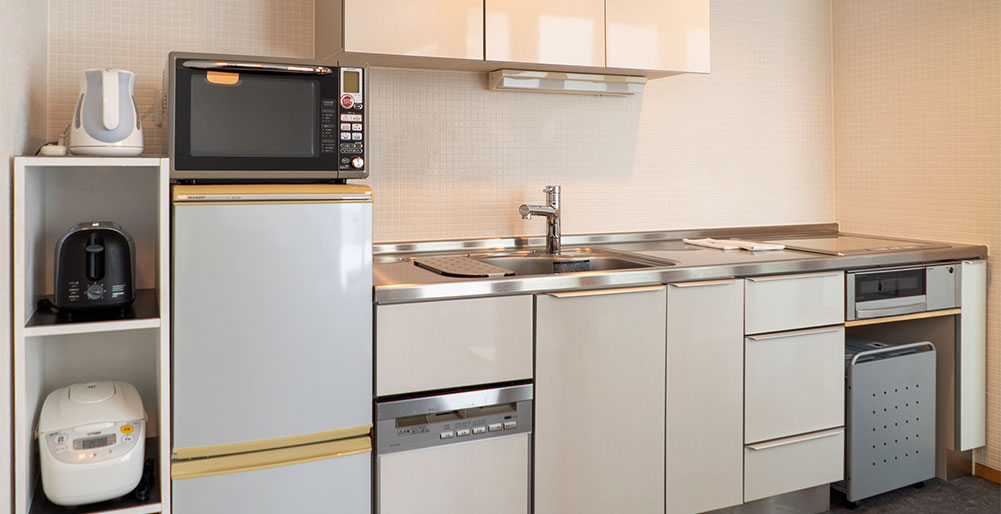 Sekka Ni 2 - Compact kitchen