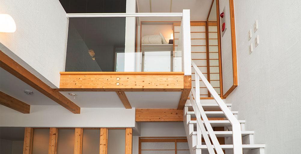 Sekka Ni 2 - Loft-style apartment