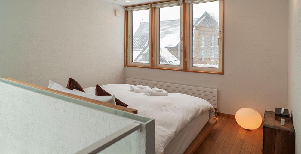 Sekka Ni 2 - View from bedroom