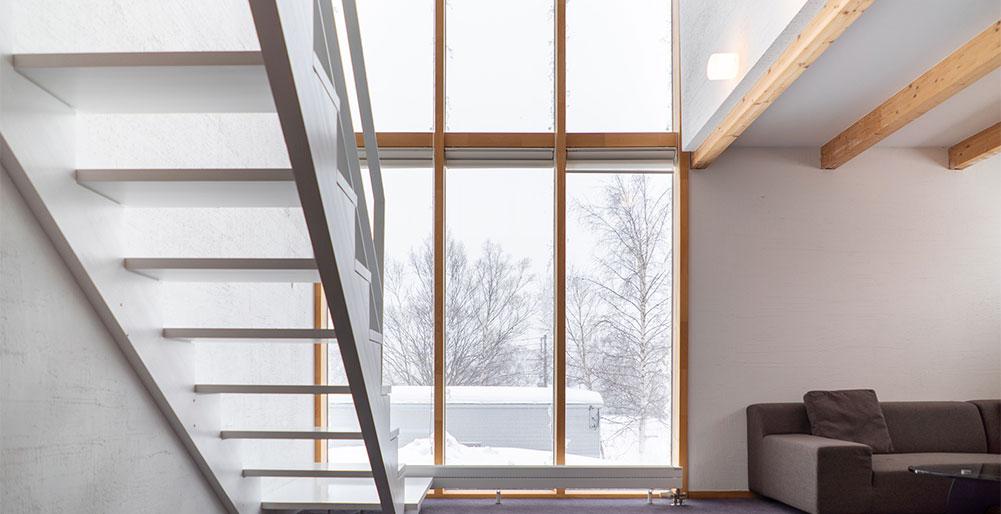 Sekka Ni 2 - Skylight windows