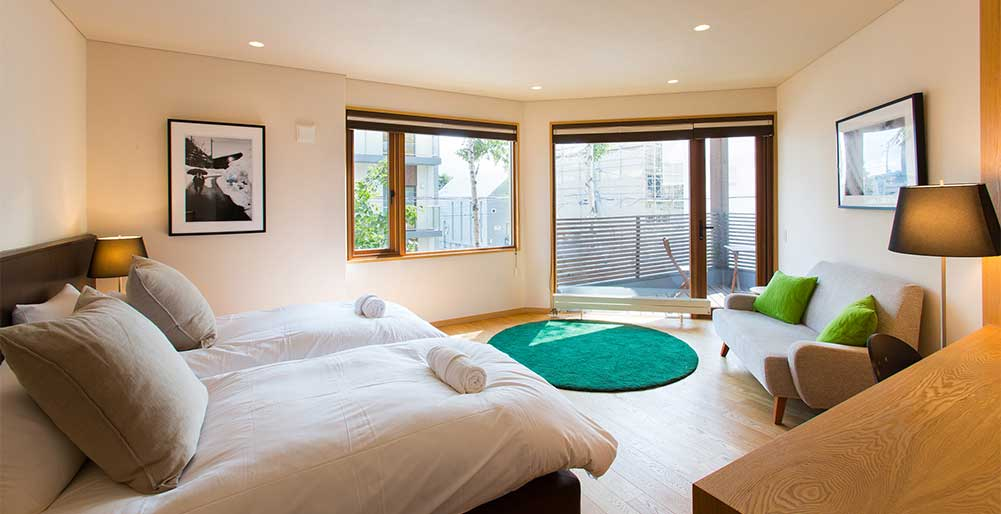 Seshu Chalet - Comfortable guest bedroom