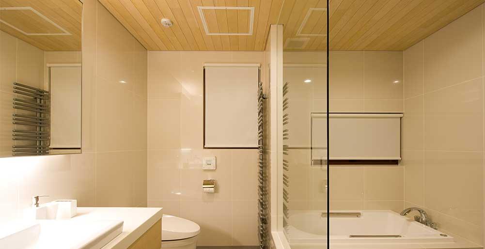 Seshu Chalet - Ensuite bathroom preview