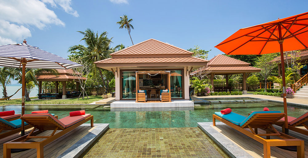 Angthong Villa - Ultimate luxury