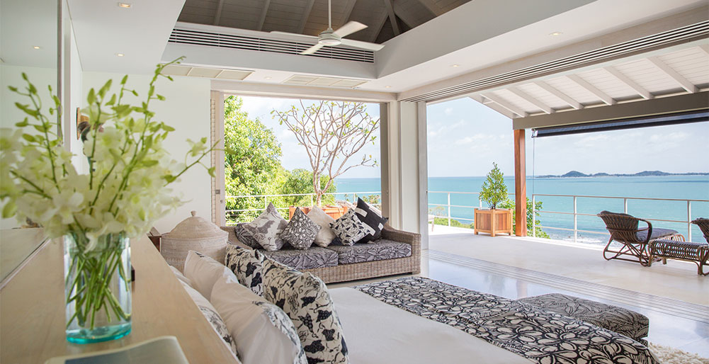 Cape Laem Sor - Element of 8 - Delightful master bedroom